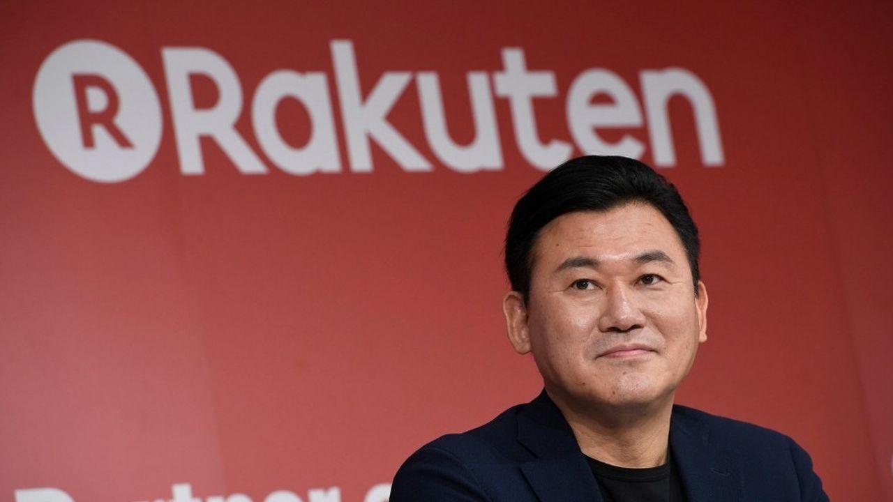 Hiroshi Mikitani, le patron de Rakuten, jugeait en 2015 que l'économie du partage allait «radicalement transformer le secteur des services, au bénéfice de la société»