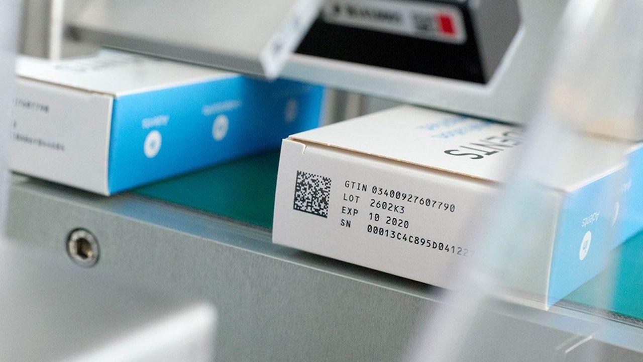 La nouvelle directive européenne prévoit quela traçabilité des produits de santé doit être assurée boite par boite et non plus au niveau de chaque lot.