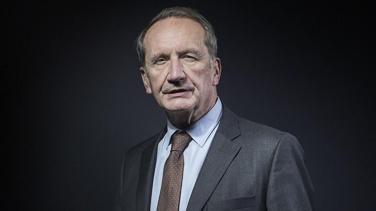 Gérard Longuet, sénateur LR de la Meuse.