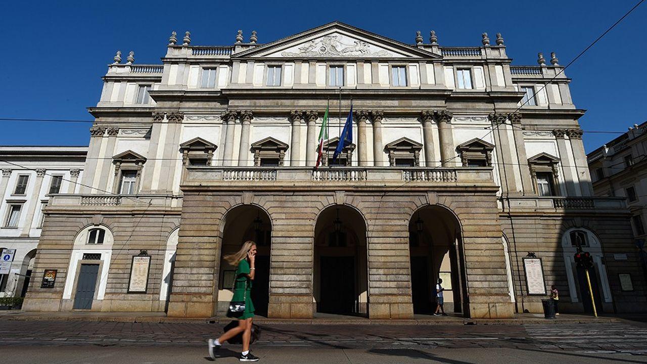 La Scala de Milan fait l'objet de convoitises de l'Arabie saoudite, selon «Il Corriere».