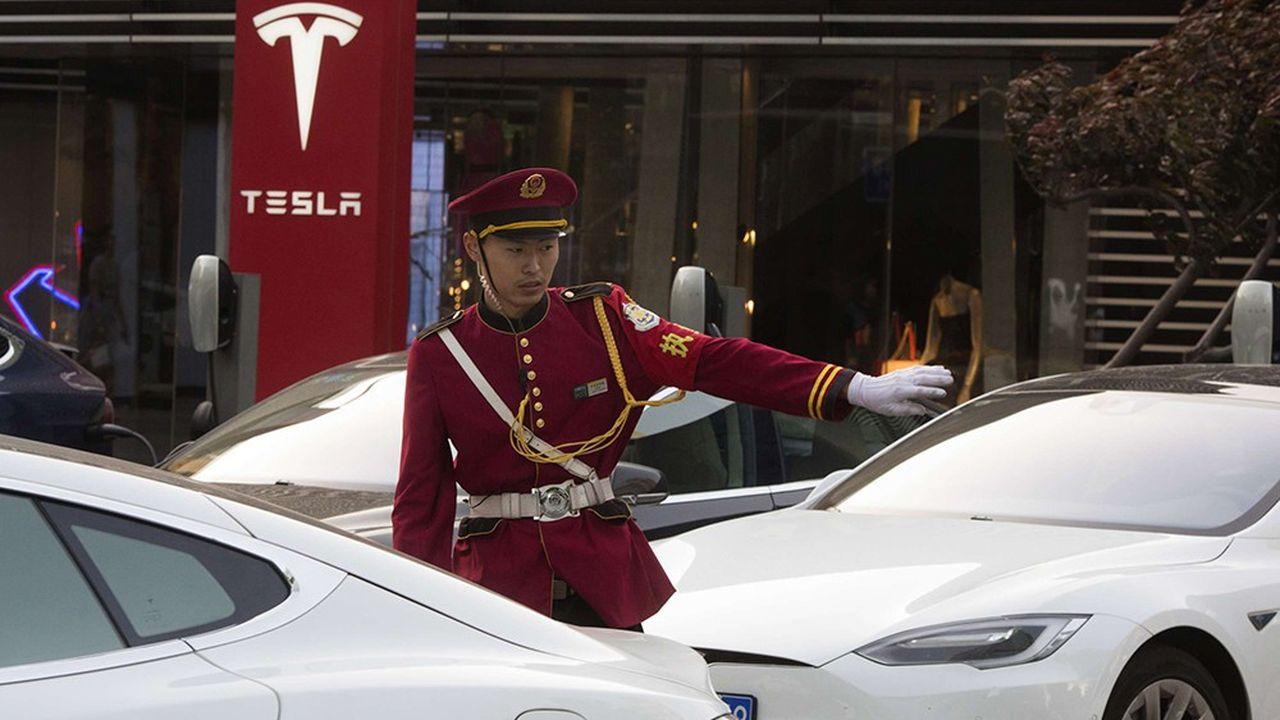 Les entreprises européennes et américaines craignent que le flou de la nouvelle législation chinoise ouvre la voie à une interprétation aléatoire.