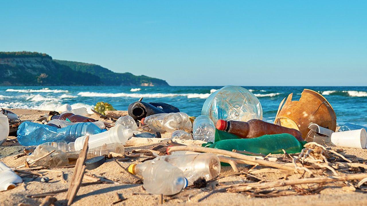 Selon les estimations du WWF, quelque 9millions de tonnes de déchets plastiques s'échappent chaque année dans la nature.