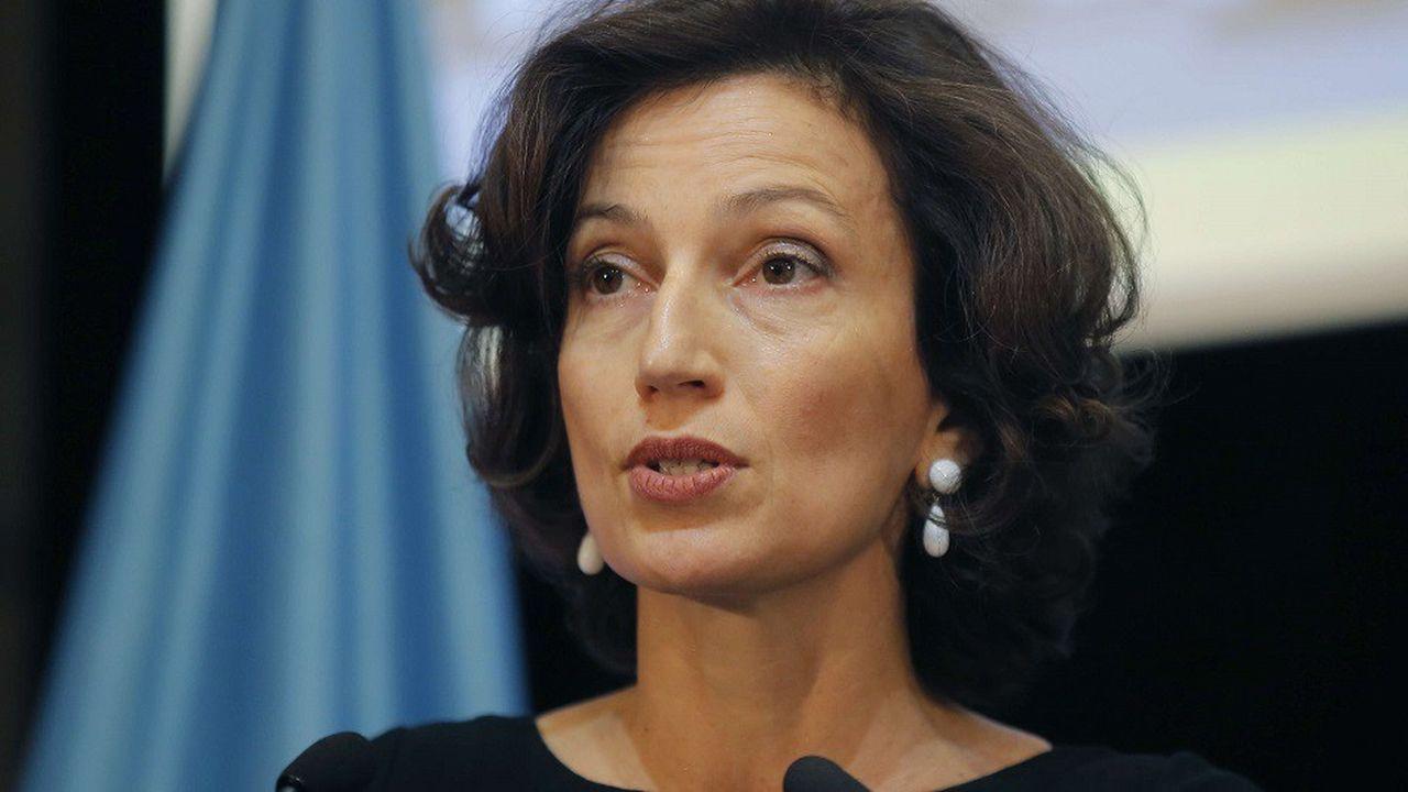 Audrey Azoulay, directrice générale de l'Unesco. L'organisation internationale espère peser dans le débat mondial sur l'éthique et l'intelligence artificielle. Image d'illustration.