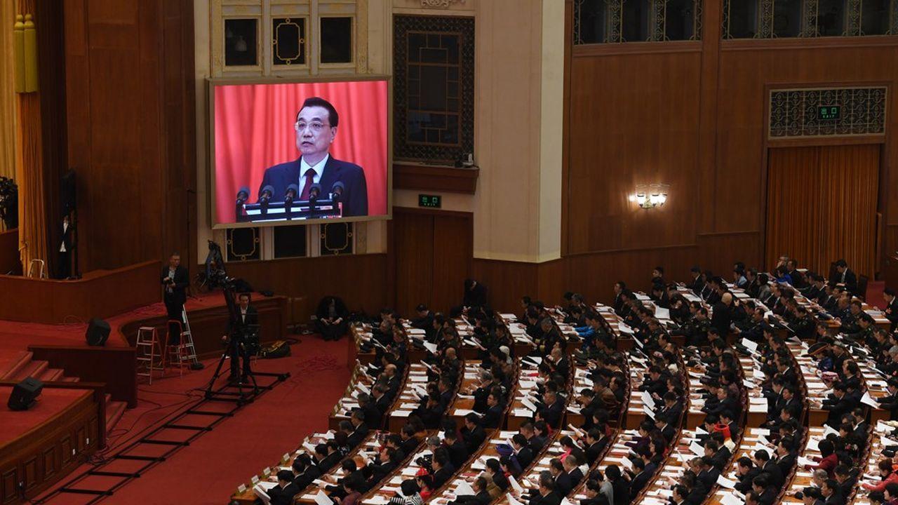 Li Kegiang, le Premier ministre chinois, a évoqué notamment «un environnement d'une grande dureté et complexité» en ouvrant la session annuelle du Parlement