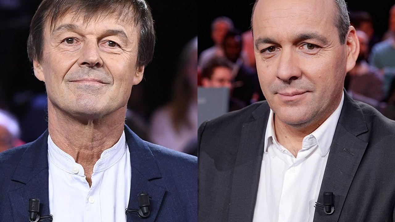 Nicolas Hulot et Laurent Berger signent avec 19 organisations un ensemble de propositions tournées vers la transition écologique et sociale.