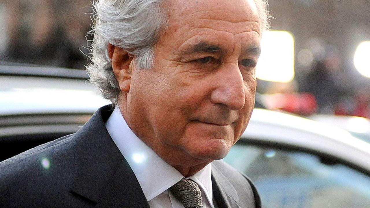 Bernard Madoff, auteur de la plus grande pyramide de Ponzi de l'histoire
