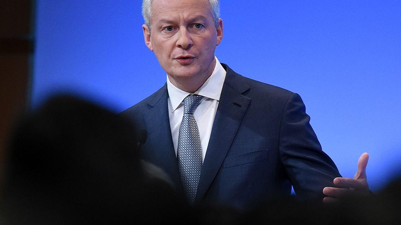 Bruno Le Maire se montre ouvert à confier davantage de responsabilités économiques aux présidents de régions.