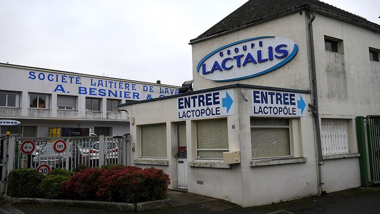 «Notre discrétion a été interprétée comme de l'opacité. On a décidé de faire preuve d'ouverture», a expliqué mercredi au siège de Lactalis à Laval (Mayenne) Emmanuel Besnier.