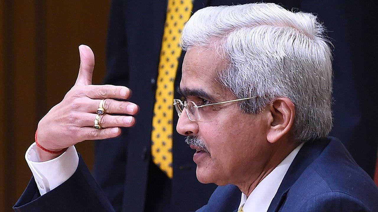 Shaktikanta Das, le nouveau gouverneur de la Reserve Bank of India vient de présider son premier comité de politique monétaire.