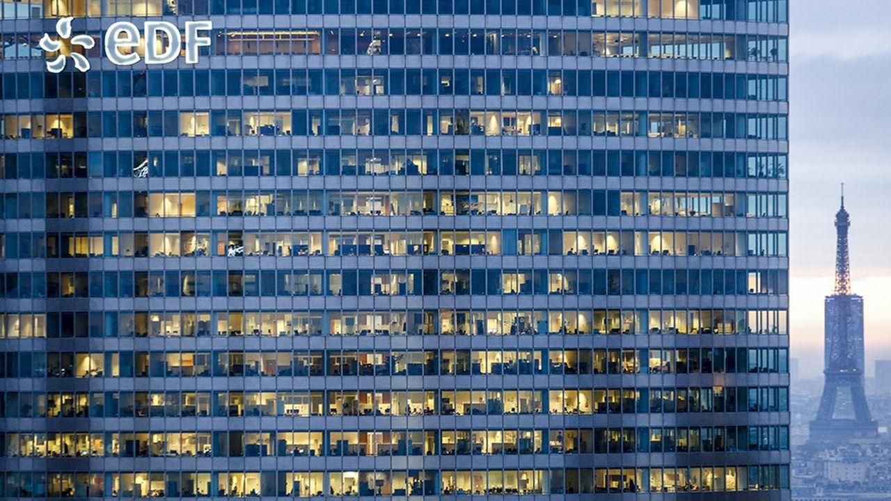 L'Etat va prendre son dividende en actions nouvelles d'EDF plutôt qu'en espèces pour le solde du dividende 2018 et celui des années2019 et2020.