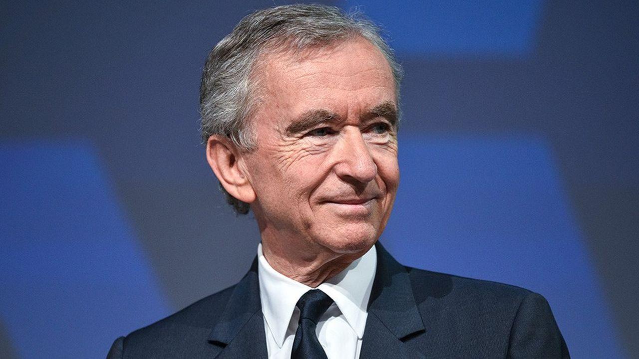 PDG du Groupe LVMH, Bernard Arnault, est aussi la quatrième fortune mondiale, selon le classement annuel du magazine américain Forbes.