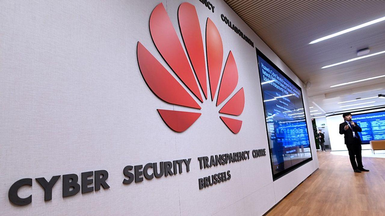Huawei dispose désormais de troiscentres dédiés à la cybersécurité en Europe, dont celui de Bruxelles inauguré mardi.