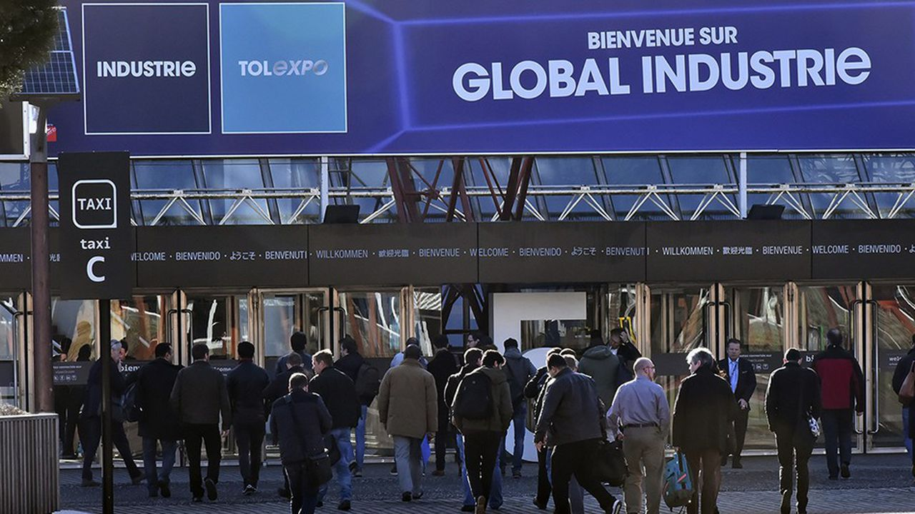 La France veut sagrande foire industrielle