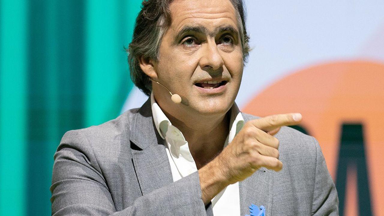 Emmanuel Chain, président et cofondateur d'Elephant.