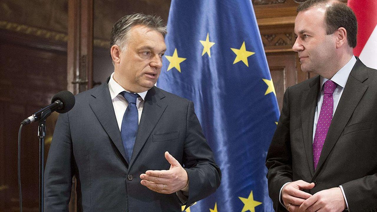 Lors du vote sur le rapport Sargentini, le 12septembre dernier, qui dénonçait les atteintes à l'Etat de droit en Hongrie, le président du groupe PPE au Parlement Manfred Weber avait voté «pour».
