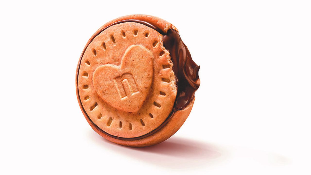 Nutella Biscuits a été testé pendant plus d'un an dans un panel de 8 magasins.