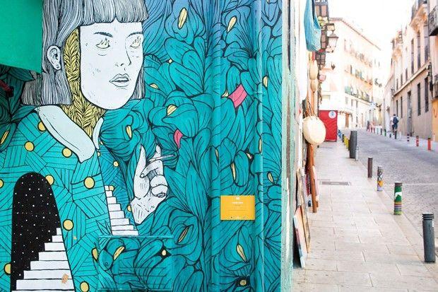 A Madrid, le quartier de Lavapiés est devenu l'épicentre de cette soudaine flambée des prix. Il est aujourd'hui colonisé par les visiteurs Airbnb charmés par son côté pittoresque.