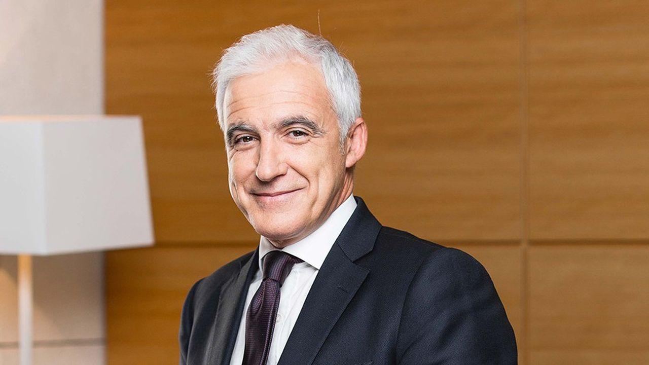 «Les marchés ont joué contre nous en fin d'année mais la résilience de notre modèle axé aussi sur le crédit a limité cet impact», selon Laurent Garret, président du directoire de Neuflize OBC.