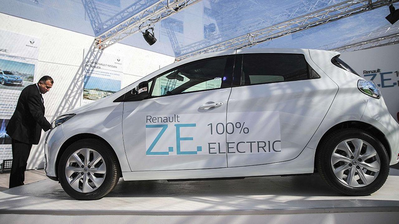 Les moteurs électriques sont intrinsèquement plus efficaces que les moteurs à combustion.