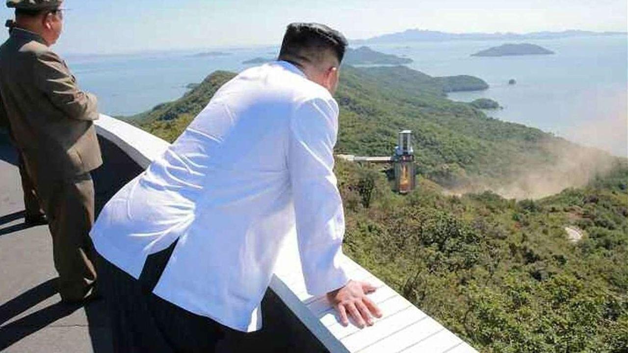 Pyongyang avait commencé à démanteler certaines installations du site de Sohae juste après le premier sommet entre Kim Jong-un et Donald Trump