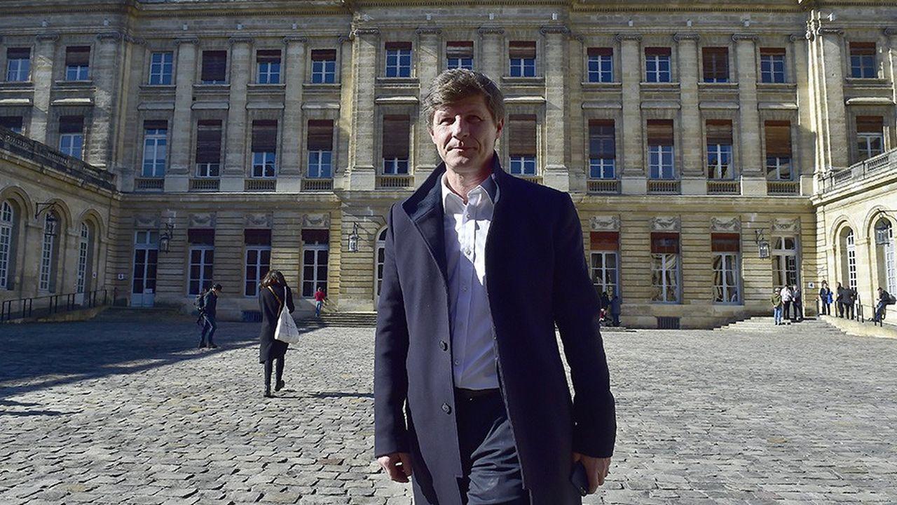 Le nouveau maire de Bordeaux, Nicolas Florian, ne cache pas son ambition pour les prochaines échéances électorales.