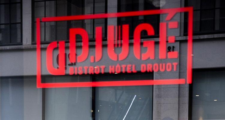 Le restaurant pourra aussi être ouvert en soirée selon les évènements prenant place à Drouot.