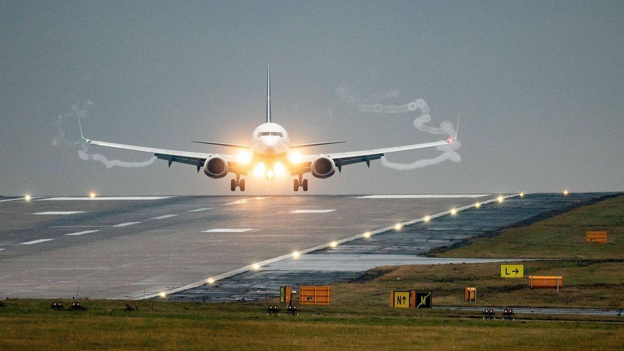 Les retards d'avion ont bondi de 105% entre2017 et2018, selon une étude de Airlines For Europe