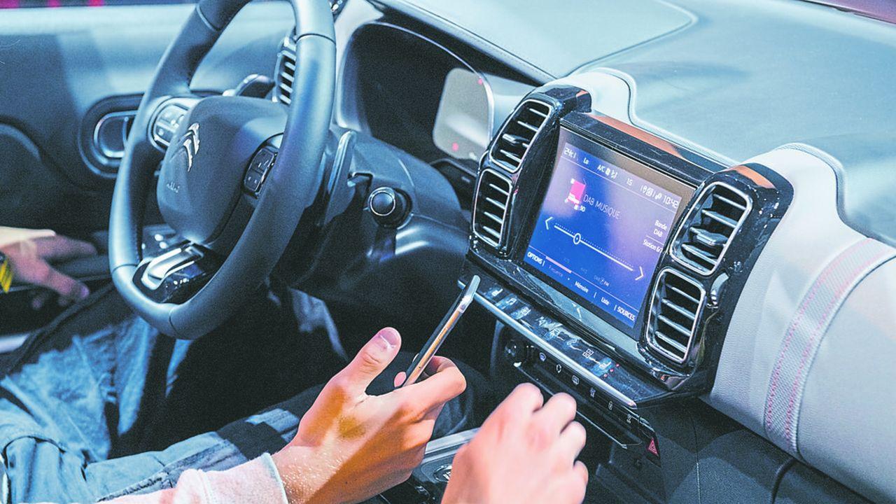 En 2018, plus de 20 % des véhicules vendus en France étaient équipés d'un auto-radio DAB+, selon les calculs du cabinet Jato.