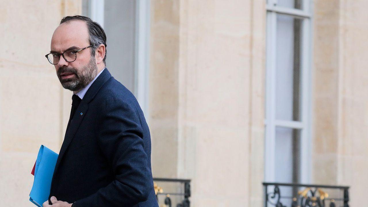Edouard Philippe a dit vouloir continuer à prendre «toutes ses responsabilités» de Premier ministre.