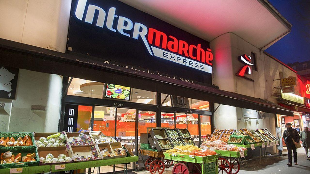 Avec plusieurs formats -petits hypermarchés, supermarchés, magasins de proximité, un site marchand, des «drives», de la livraison à domicile-, Intermarché, à la fois «producteur et commerçant», a connu la plus forte progression de part de marché en 2018.