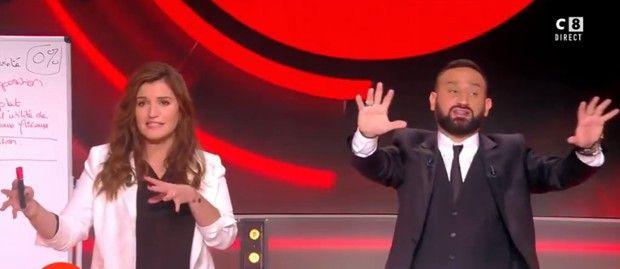 Marlène Schiappa, invitée de l'émission «Balance ton post» de Cyril Hanouna le 25janvier dernier