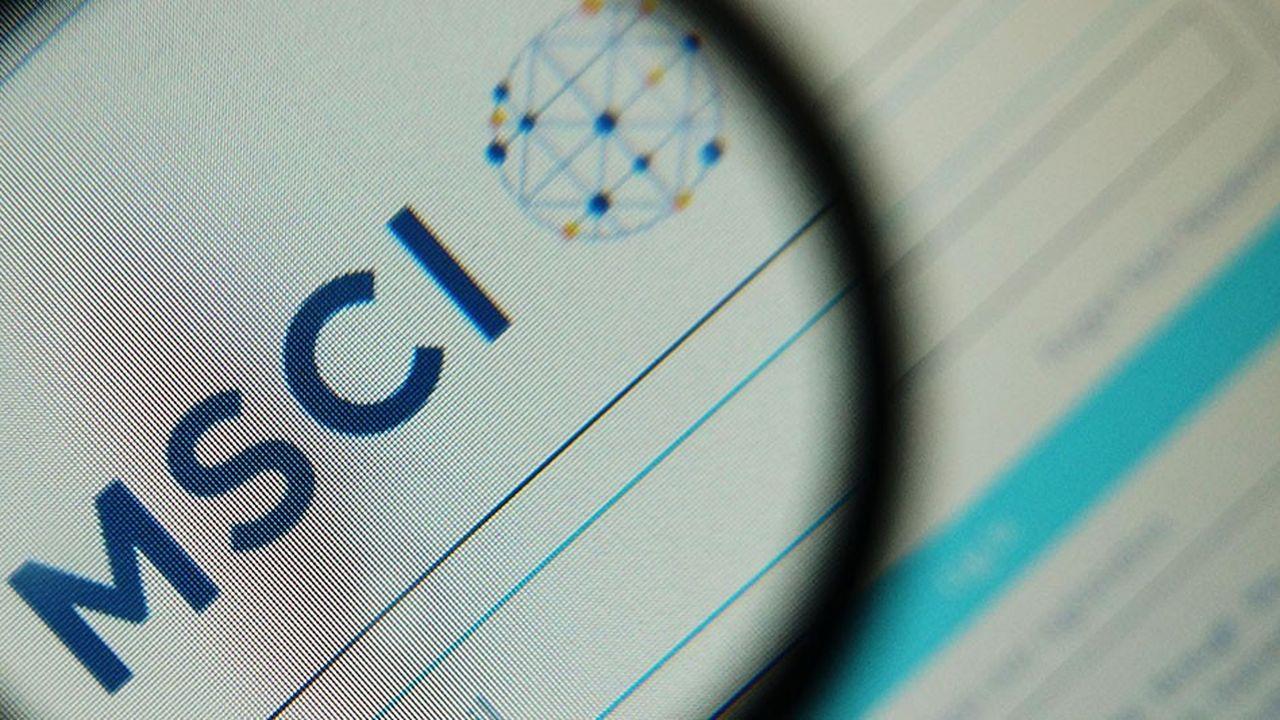 MSCI a décidé d'exclure de ses indices des sociétés chinoises en raison des restrictions mises en place par la Chine dans l'accès au capital des actions A.