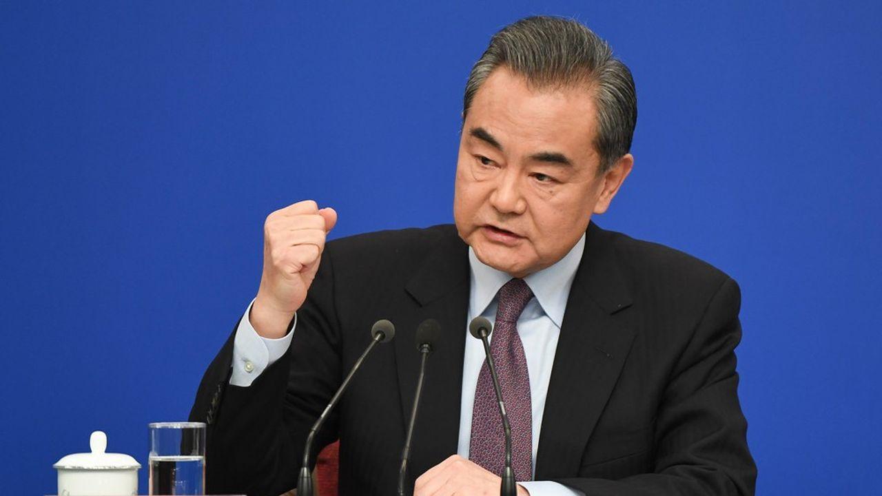 Pékin va soutenir Huawei dans sa plainte contre Washington, a déclaré le ministre chinois des Affaires étrangères, Wang Yi