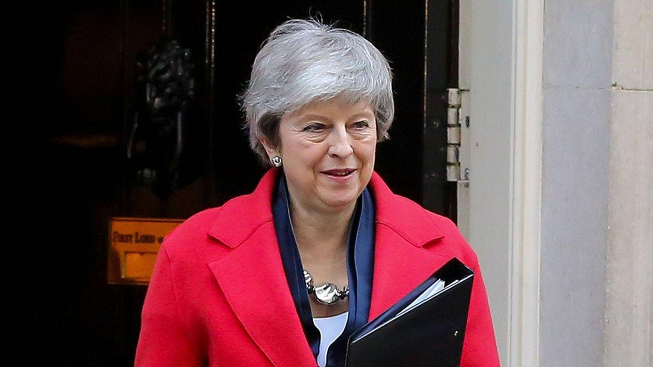 La Première ministre Theresa May n'exclut plus la possibilité d'un report du Brexit