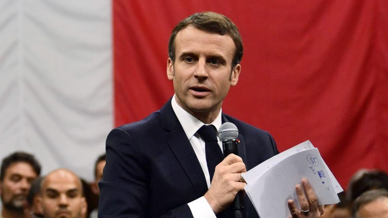 A charge pour Emmanuel Macron de ne pas décevoir avec ses propositions, alors que le grand débat lui a permis de retrouver du souffle dans l'opinion.