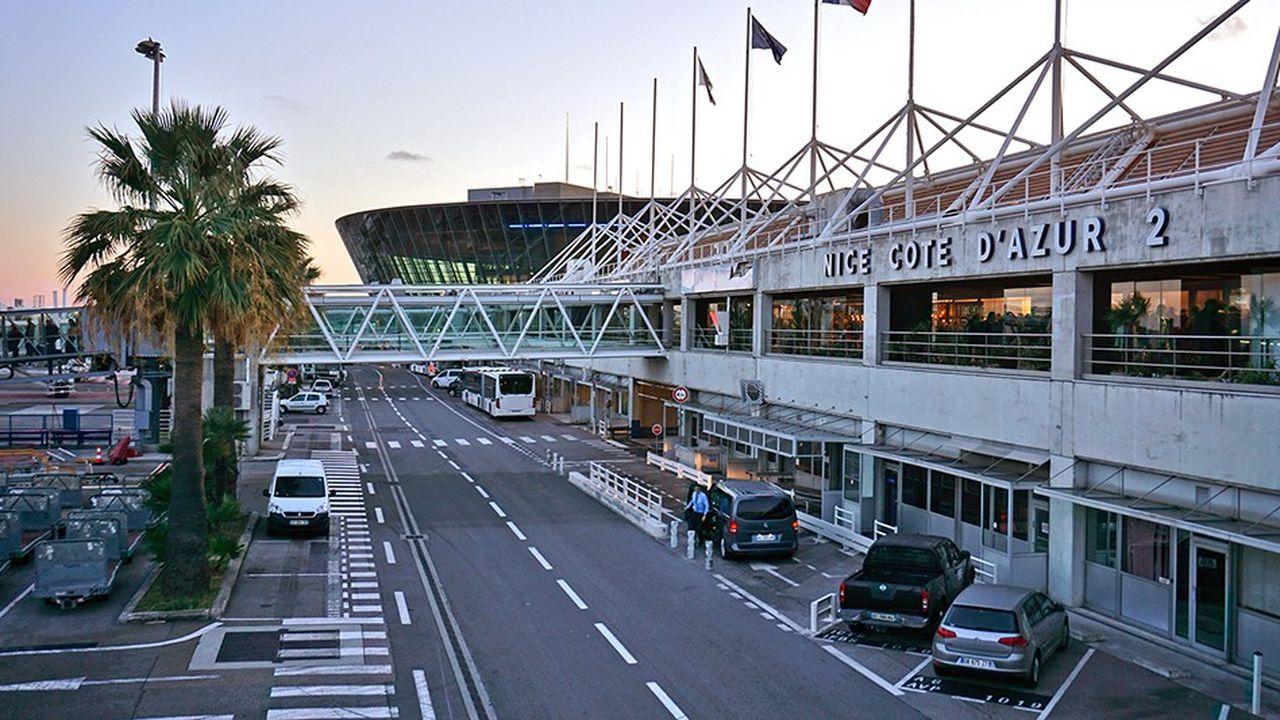 En 2016, Atlantia a repris la gestion de l'aéroport de Nice-Côte d'Azur.