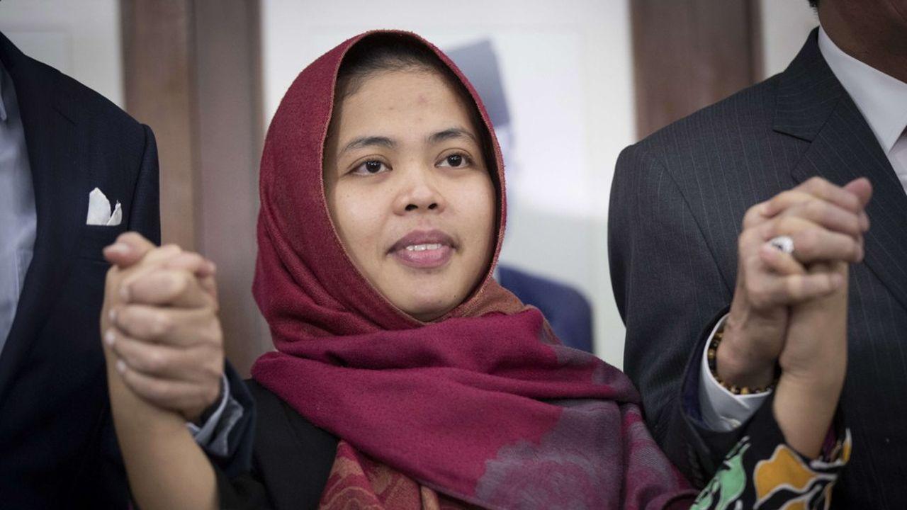 Le parquet malaisien a annoncé, ce lundi matin, à Kuala Lumpur qu'il renonçait finalement à poursuivre l'indonésienne Siti Aisyah pour l'assassinat le 13février 2017 de Kim Jong-nam, le demi-frère du dictateur nord-coréen Kim Jong-un