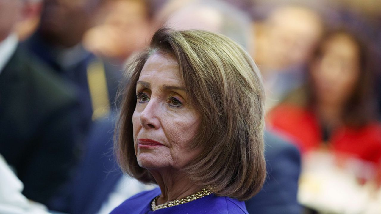 Pour la leader démocrate, Nancy Pelosi, il s'agit désormais de se concentrer sur la campagne de 2020
