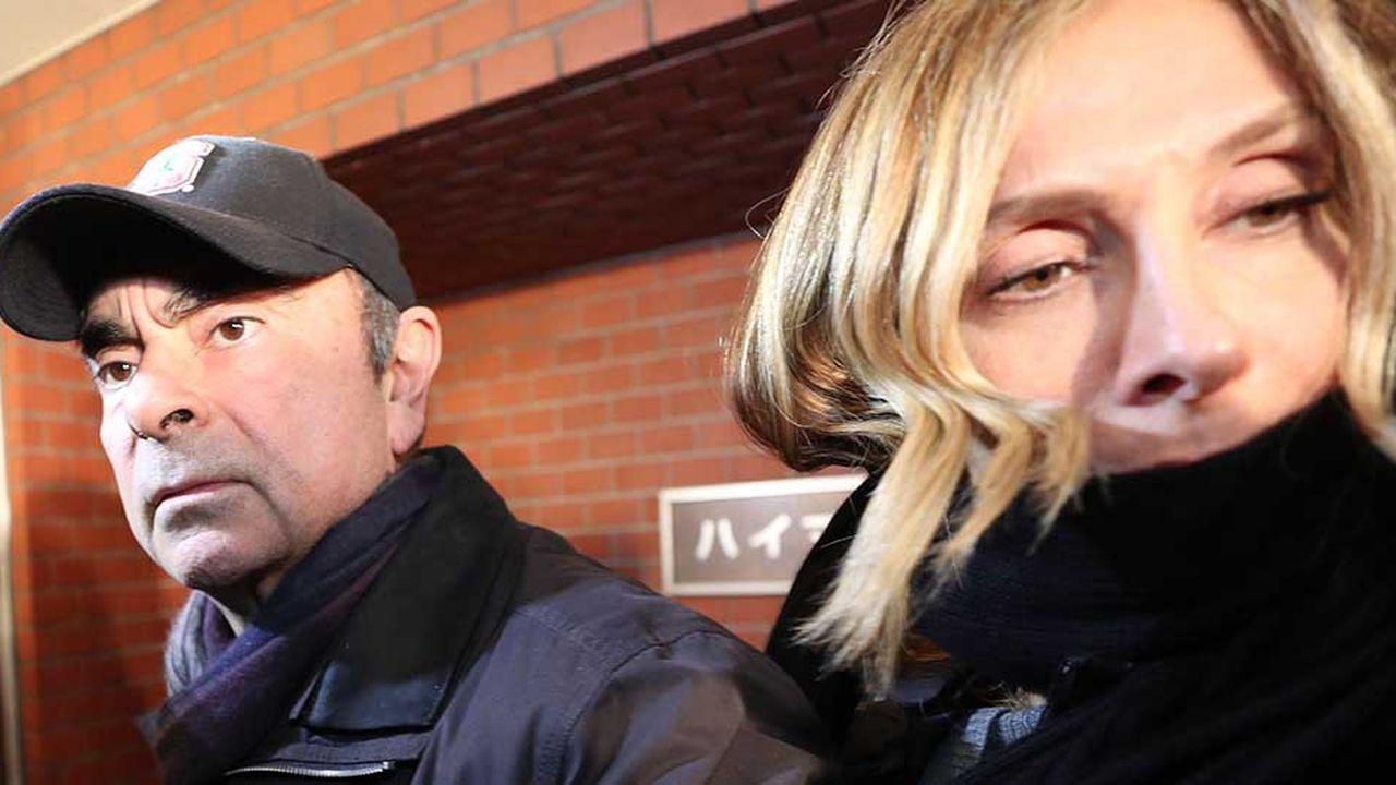 Carlos Ghosn ne s'est pas encore exprimésur les soupçons qui ont émergé en France à son encontre