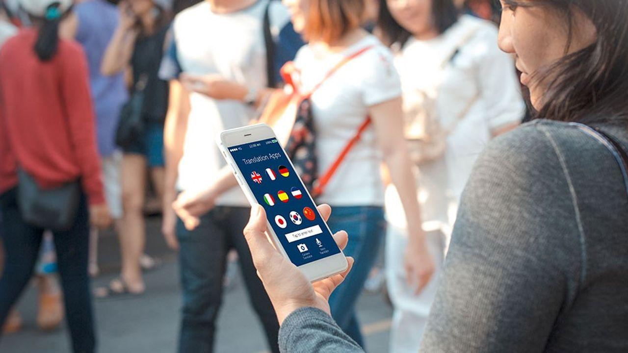 Des géants de la tech comme Google et Baidu ont développé des systèmes de traduction automatique orale.