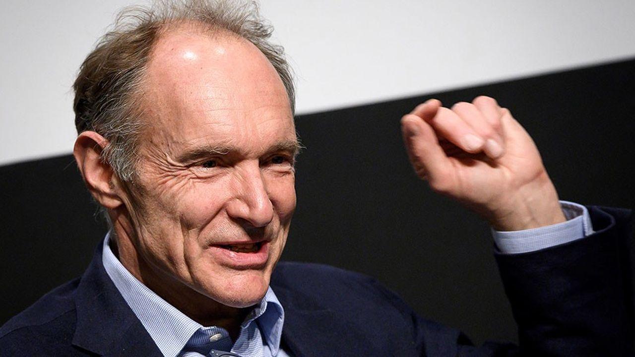 Tim Berners-Lee développe, avec sa start-up Inrupt, un portefeuille numériquepermettant aux internautes de stocker leurs données et de choisir à quelles applications les donner ou les reprendre