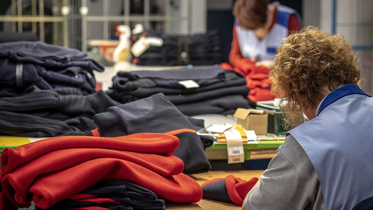L'économie française a créé 150.000 emplois en 2018, dont 9.500 dans l'industrie, selon l'Insee.