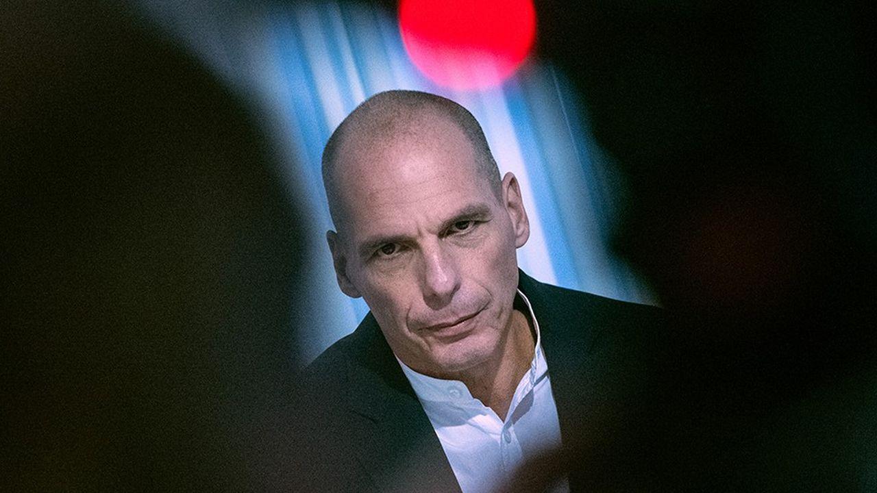 Yánis Varoufákis n'a pas réussi à obtenir la publication d'un document confidentiel de la BCE.