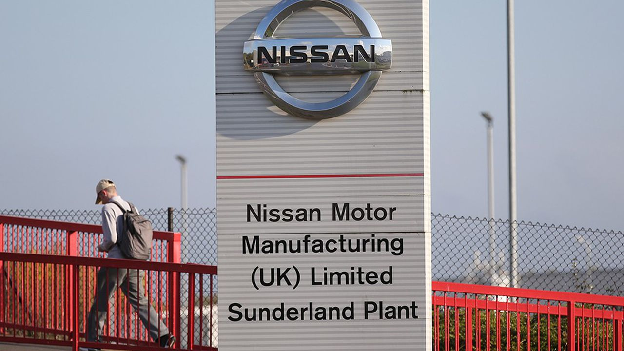 Avec le retrait de la production du X-Trail puis des modèles Infiniti, l'avenir de l'usine Nissan de Sunderland s'assombrit.
