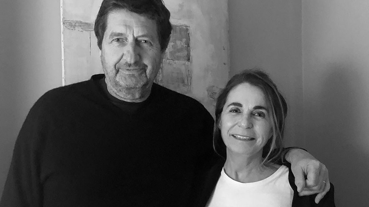 Geneviève et Pierre Deprez.