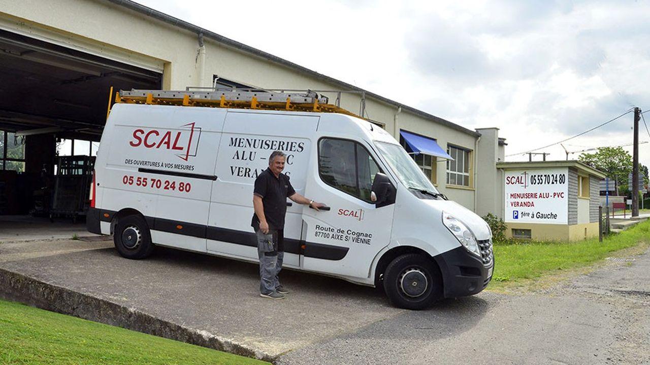 Mathieu Loizeau a consolidé l'entreprise fondée par son père avant de lui ouvrir de nouveaux horizons.