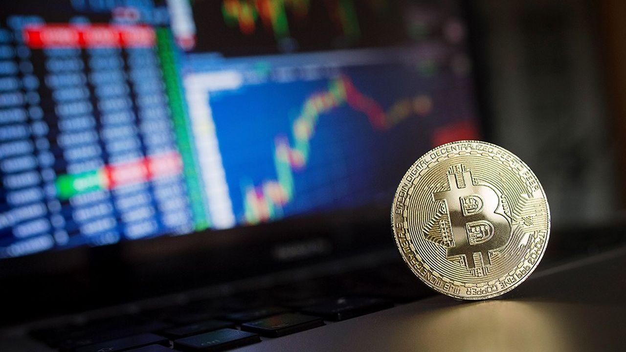 Le bitcoin à 3850 dollars a progressé de 4,5% cette année