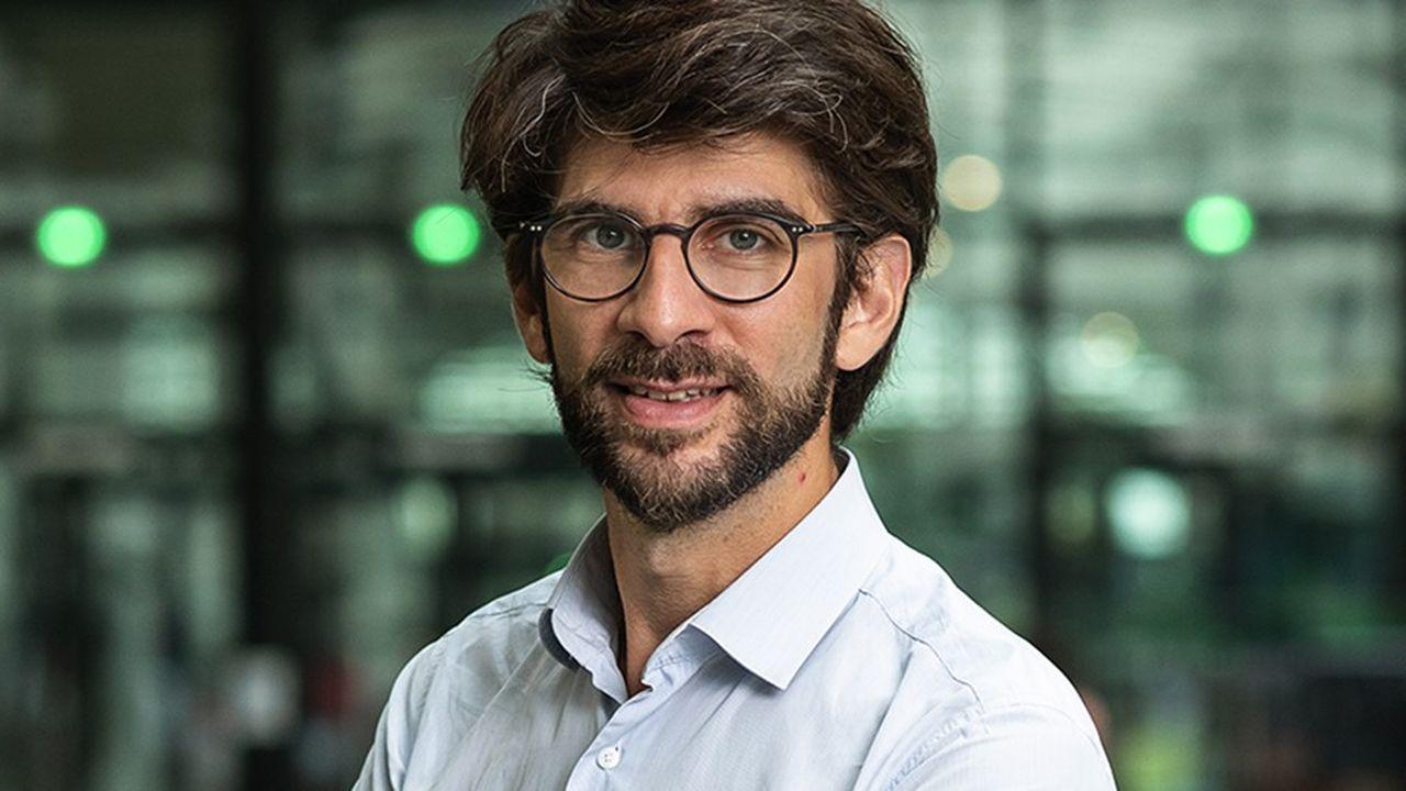 Jonathan Sebbane, directeur général de Sogaris.