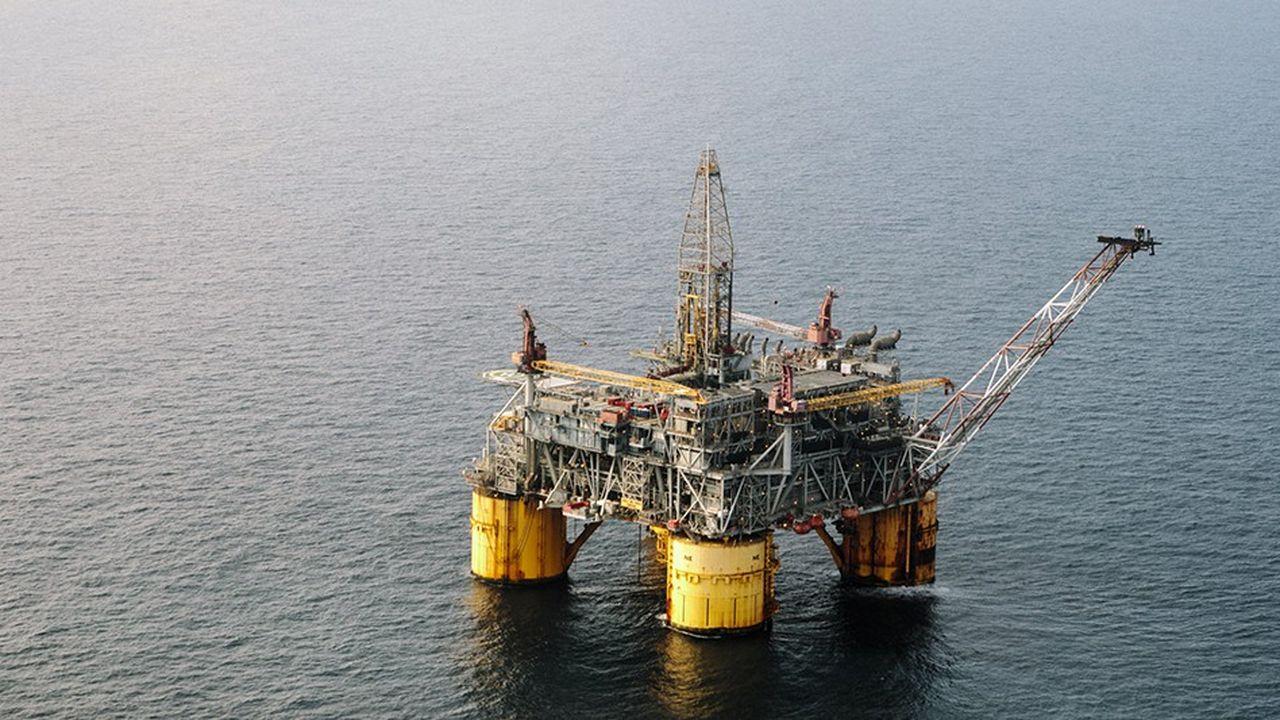 Shell s'est engagé à diminuer son empreinte carbone de moitié d'ici 2050