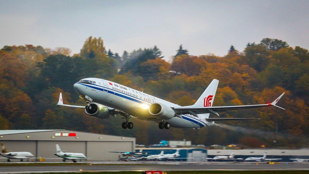 La Chine a été la première à décider d'interdire de vol dans son ciel tous les Boeing 737 MAX.